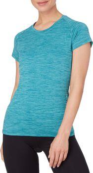 ENERGETICS Eevi II Shirt de running à manches courtes Femmes Bleu
