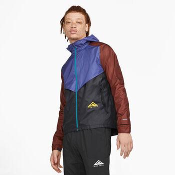 Nike Windrunner veste de running Hommes Rose