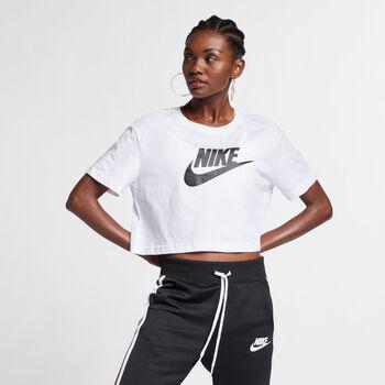 Nike Sportswear Essential T-Shirt Femmes Blanc