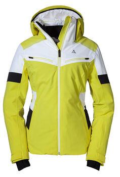 SCHÖFFEL Paznaun Skijacke Damen Gelb