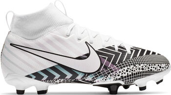 Nike JR SUPERFLY 7 ACADEMY MDS FGMG chaussure de football Blanc
