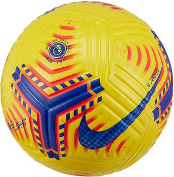 Nike Premier League Flight Fussball Gelb