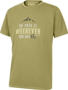 Radys R9 travel T-Shirt Herren Gold