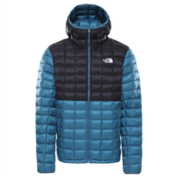 The North Face ThermoBall Hoody Herren Blau