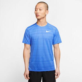 Nike Dri-FIT Miler Laufshirt Herren Blau