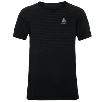 Odlo Performance X-light Baselayer T-Shirt Herren Schwarz