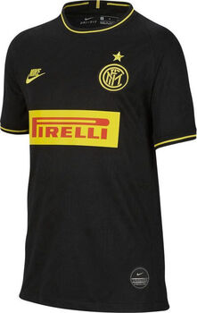 Nike Inter Mailand Breathe Stadium 3R Fussballtrikot Schwarz
