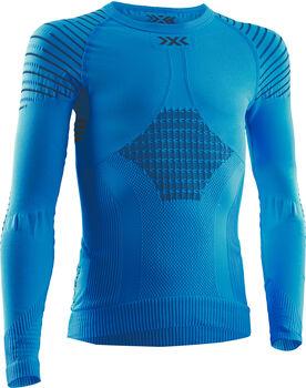 X-BIONIC® Invent 4.0 Funktionsshirt langarm Blau