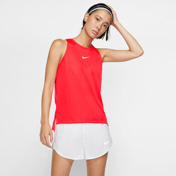 Nike Rebel GX Tank Top Damen Rot