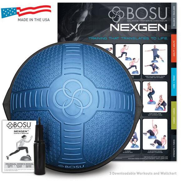Bosu Home NexGen Balance Trainer
