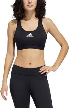 adidas Don't Rest Alphaskin Sport-BH Damen Schwarz