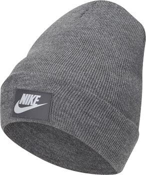 Nike Sportswear Cuffed Mütze Grau