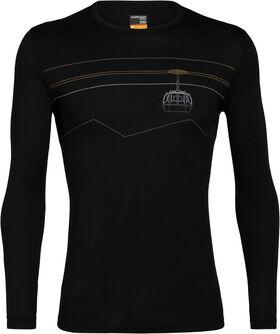 200 Oasis chemise fonctionnelle à manches longues Peak to Peak Lift
