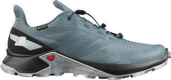 Salomon SUPERCROSS BLAST GORE-TEX chaussure de trail running Hommes Bleu