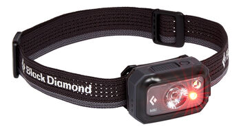 Black Diamond ReVolt 350 Stirnlampe Grau