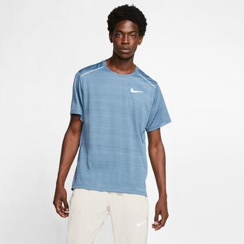 Nike Dri-FIT Miler T-Shrit Herren Blau