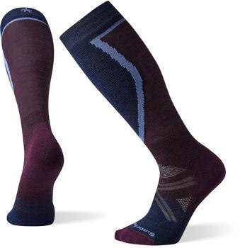 Smartwool PhD Ski Medium Socken Damen Rot