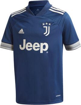 adidas Juventus Turin 20/21 Auswärtstrikot Jungs Blau