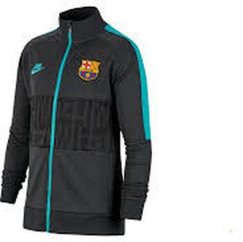 Nike FC Barcelona I96 CL Trainingsjacke Schwarz
