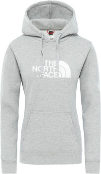 The North Face DREW PEAK Kapuzenpullover Damen Grau