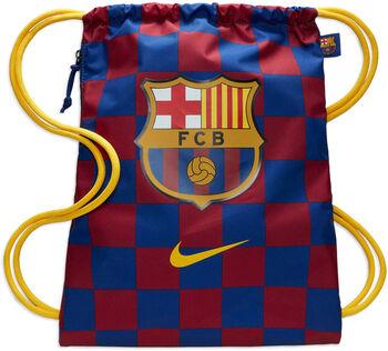 Nike FC Barcelona Stadium Gymbag Blau