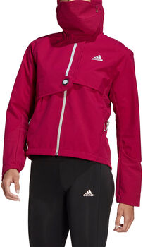adidas Wind Ready Veste de running Femmes Violet