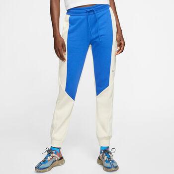 Nike Sportswear Trainingshose Damen Blau