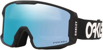 Oakley Line Miner XM Skibrille Schwarz