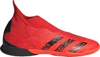 adidas Predator Freak.3 Laceless chaussure de football en salle Rouge