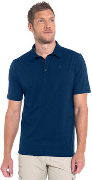 SCHÖFFEL Izmir1 Poloshirt Herren Blau