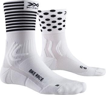 X-Socks BIKE RACE Chaussettes Blanc