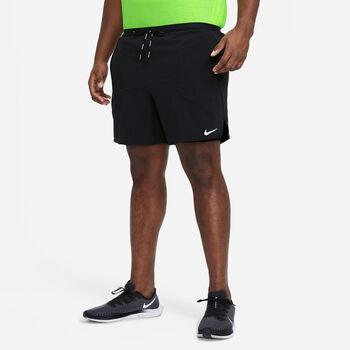 Nike Flex Stride 2 in 1 short de running  Hommes Noir