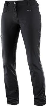 Salomon Wayfarer pantalon softshell Femmes Noir