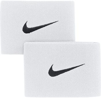 Nike Guard Stay II Schienbeinschoner-Band Weiss