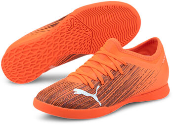 Puma ULTRA 3.1 Fussballschuhe Indoor Orange