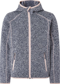McKINLEY Skeena veste polaire à capuche  Filles Bleu