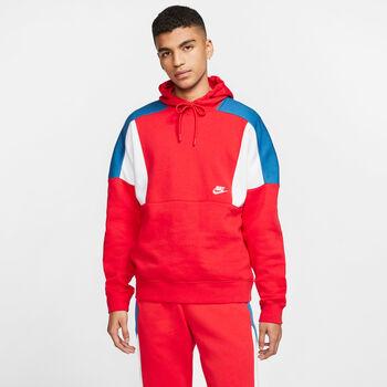 Nike Sportswear Hoody Herren Rot