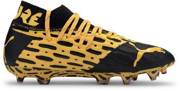 Puma FUTURE 5.1 NETFIT FG/AG Chaussure de football Garçons Jaune