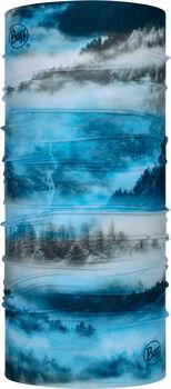 Buff Hollow Foulard à tuyau Bleu