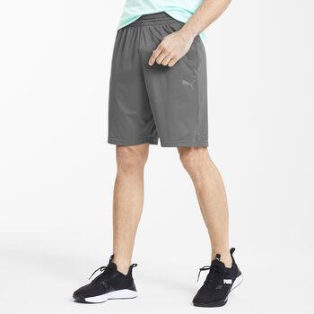 Puma Reactive KNIT Shorts d'entraînement Hommes Gris