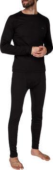 McKINLEY Yahto II / Yaal II ensemble de sous-vêtements fonctionnels  Hommes Noir
