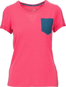 McKINLEY Tejon P Shirt fontionnel Femmes Rose