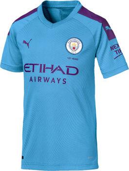 Puma Manchester City Home Fussballtrikot Blau