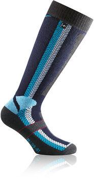 Rohner Ski Power l/r Skisocken Blau