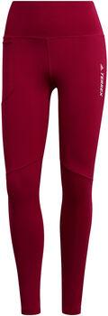 adidas TERREX Multi Tights Damen Rot