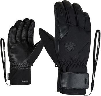 Ziener Genio GTX PR Gants de ski Noir