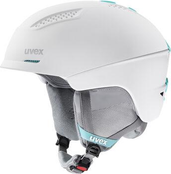 Uvex Ultra Skihelm Weiss