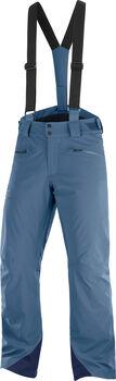 Salomon Force pantalon de ski Hommes Bleu