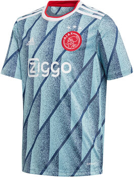 adidas Ajax Amsterdam Auswärtstrikot Jungs Blau