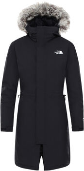 The North Face Zaneck Parka Freizeitjacke Damen Schwarz